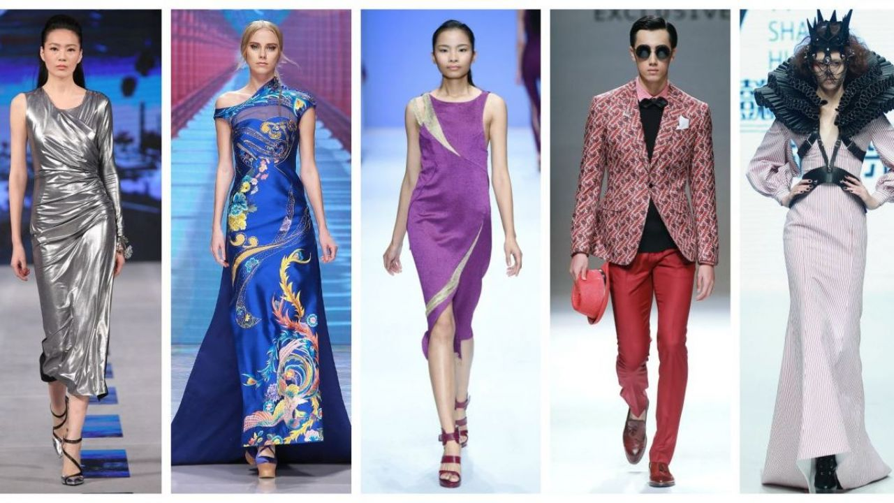 Best party outfits from Chinese designers