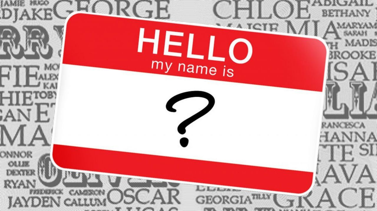 How Chinese pick their English name