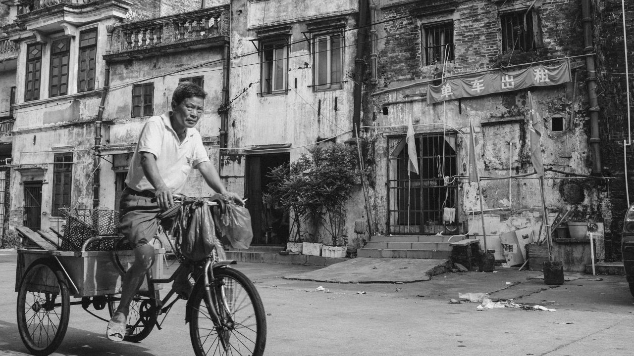A short history of bicycles in China