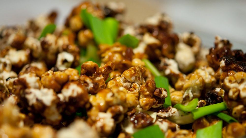 Peking duck popcorn madness