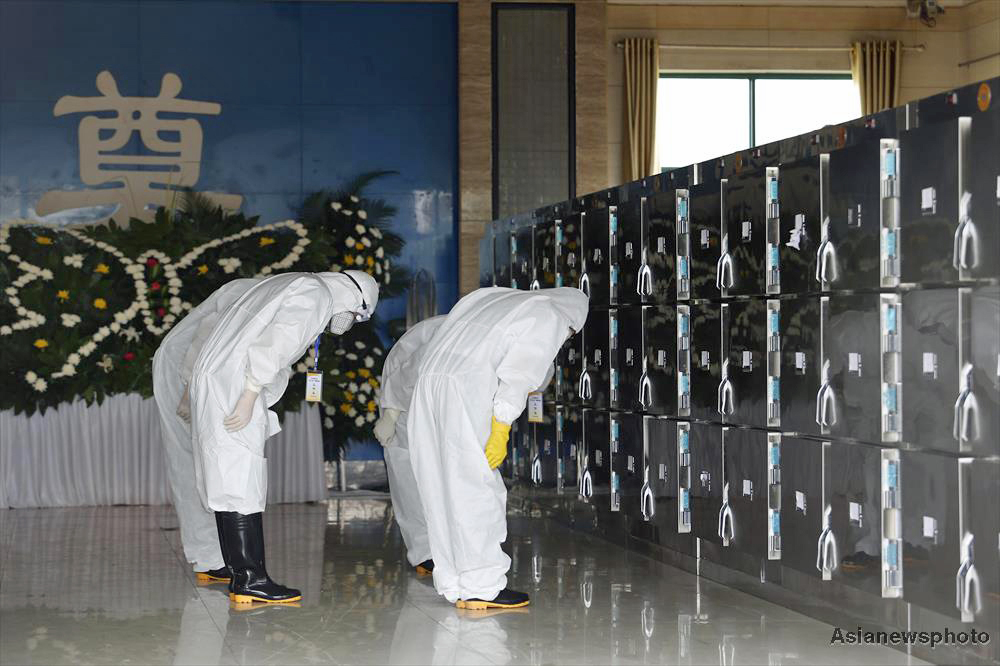 China's President Xi Jinping paid tribute to the 442 victims in his annual New Year Message on December 31, 2015.