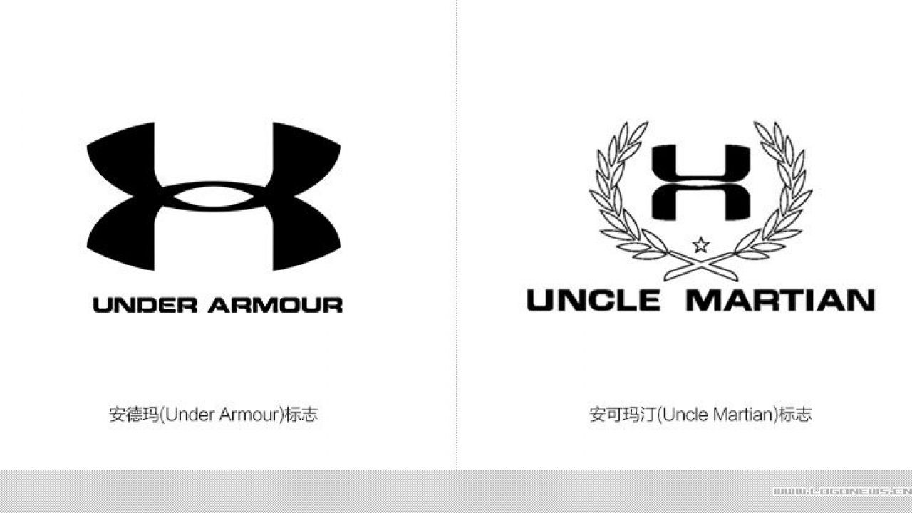 Under Armour sues Chinese brand for copyright infringement