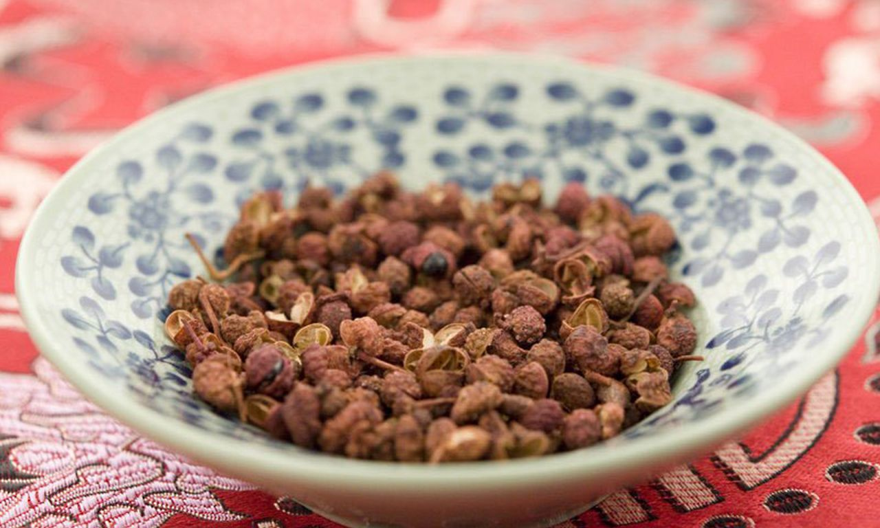 Spices and history of Sichuan cuisine