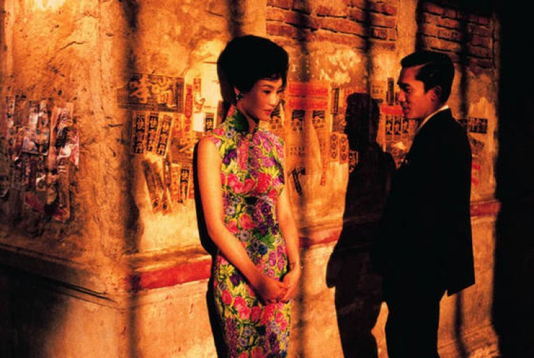 Starring Maggie Cheung and Tony Leung, director Wong Kar-wai's In the Mood for Love came second in the BBC's 100 greatest films of the 21st Century.