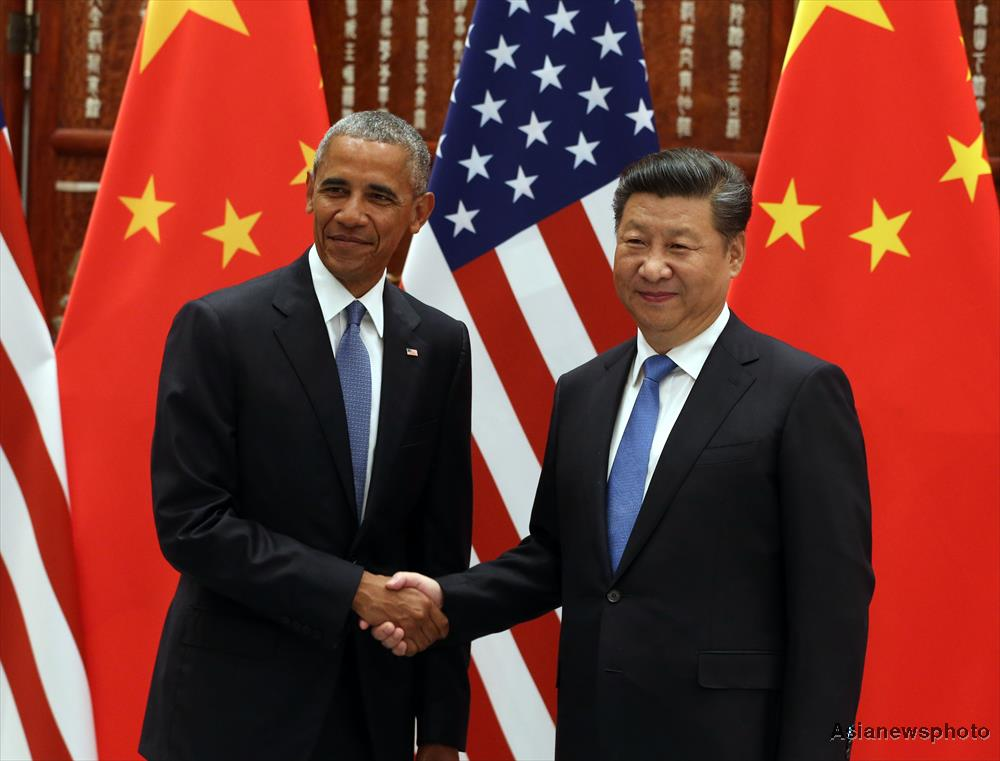 Former us president obama to meet xi jinping in beijing today m4hsunfo Image collections