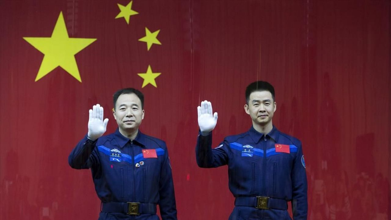 Heavenly ambitions: Shenzhou-11 and Chinese human spaceflight