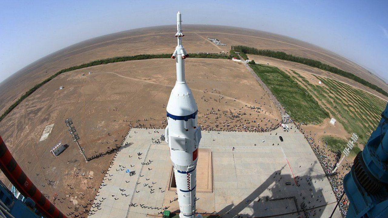 Watch live: China to launch Shenzhou-11 crewed mission
