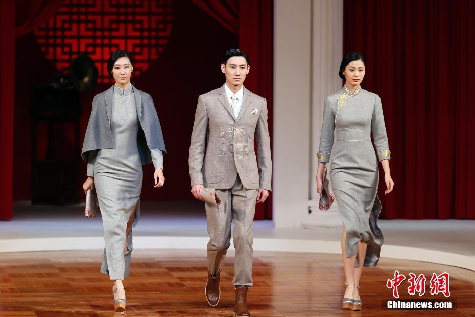 Mercedes-Benz China Fashion Week kicks off