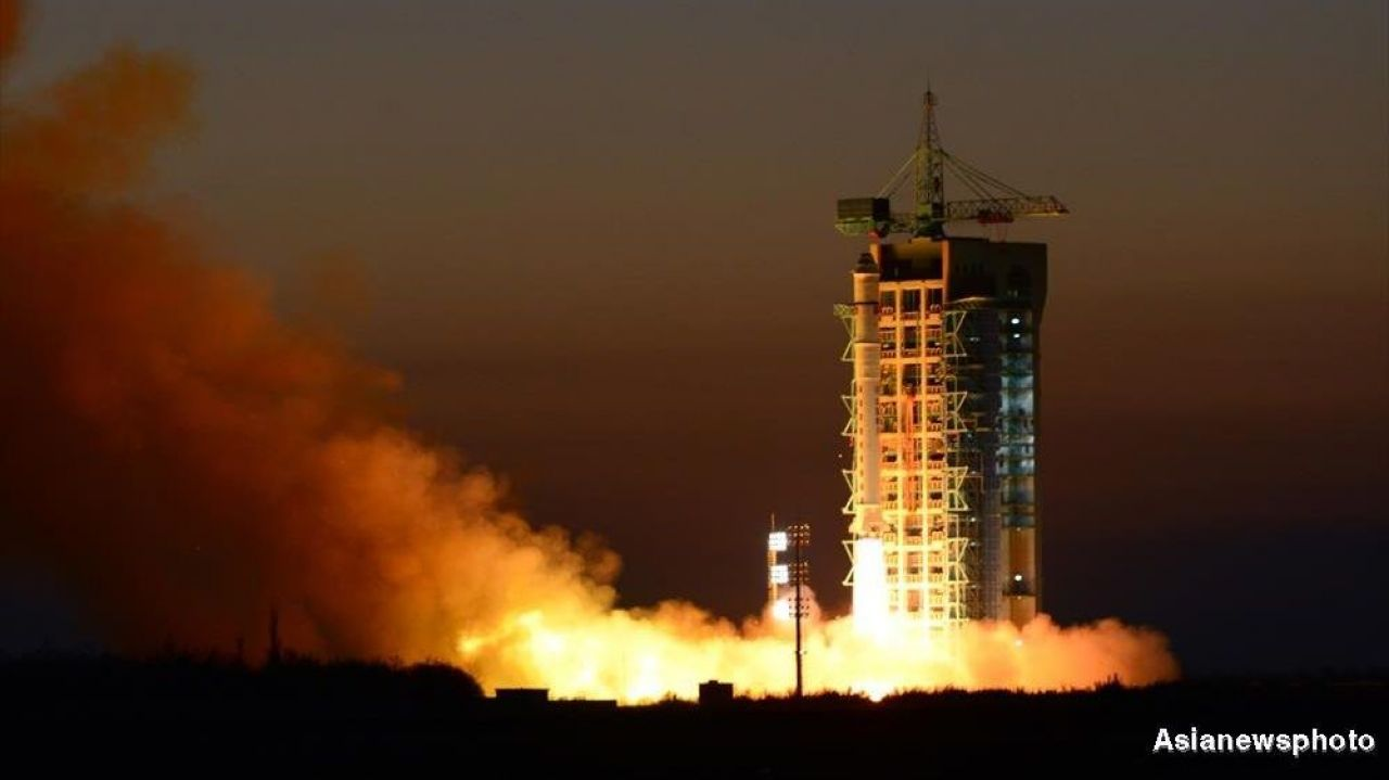 China's second launch of the week puts Yunhai-1 into orbit