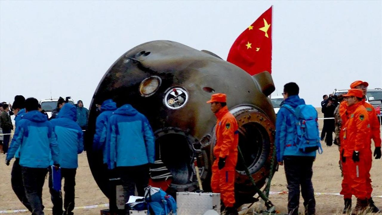 China targets space station as Shenzhou-11 astronauts land safely after longest mission