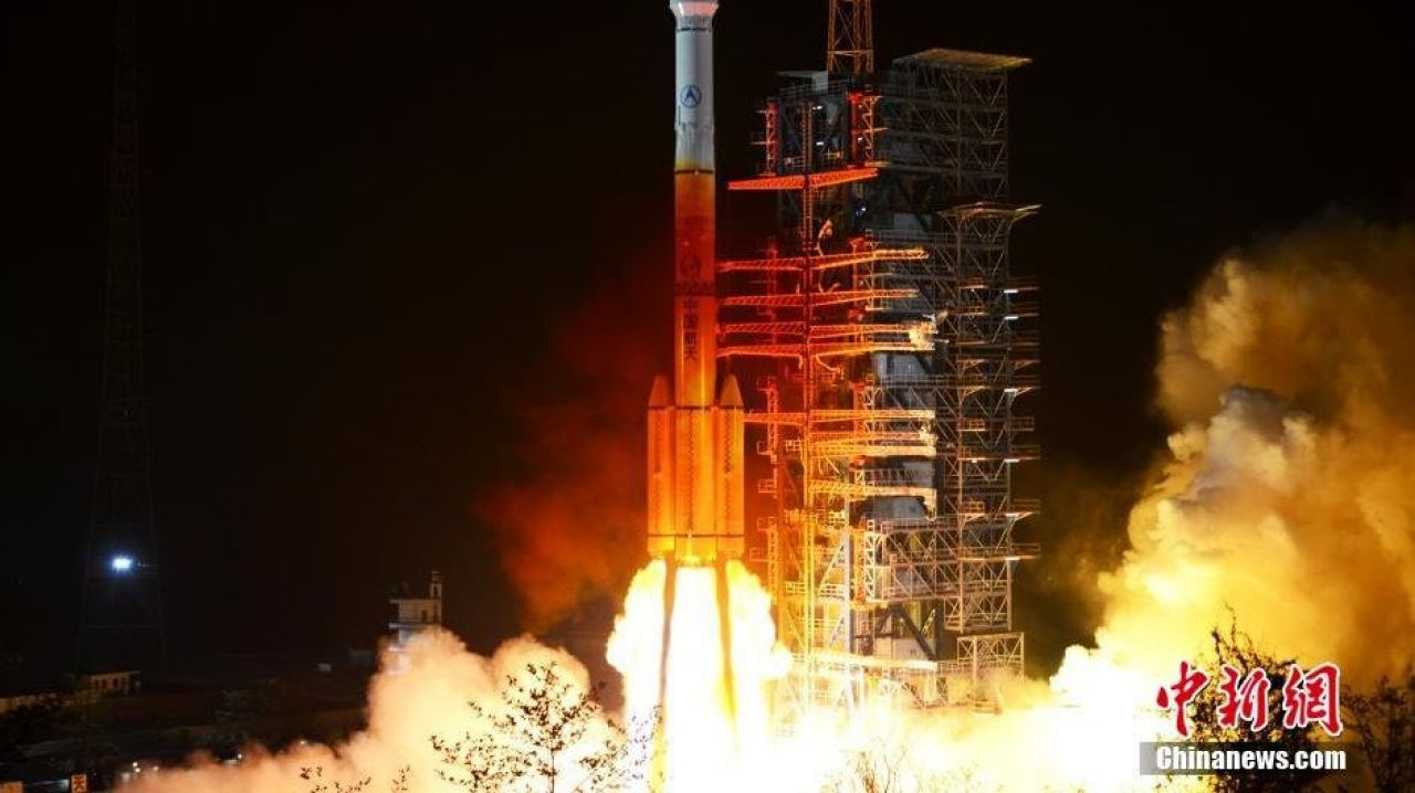 China's fourth launch of November puts 4th Tianlian-1 tracking and relay sat in orbit