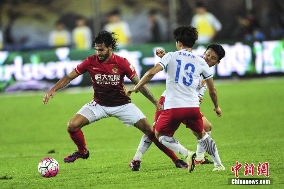 Chinese Super League to introduce salary cap next season