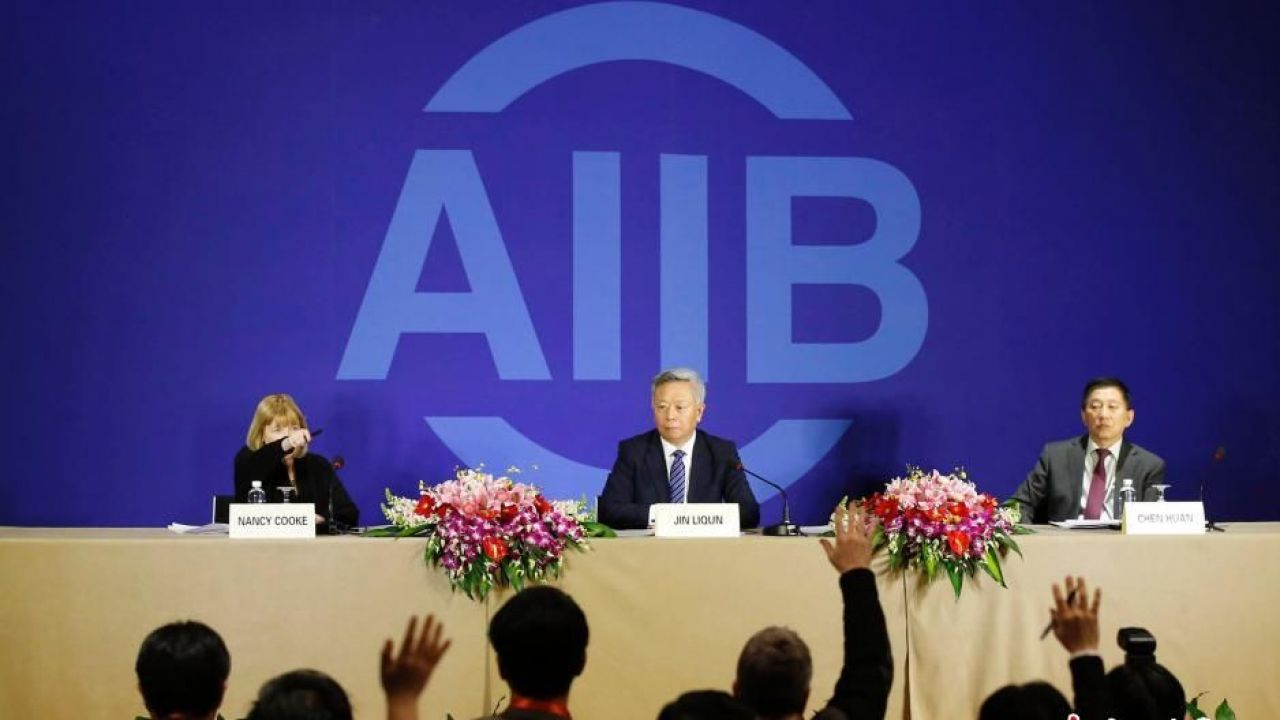 China-led AIIB aims to lend US$2.5bn in 2017