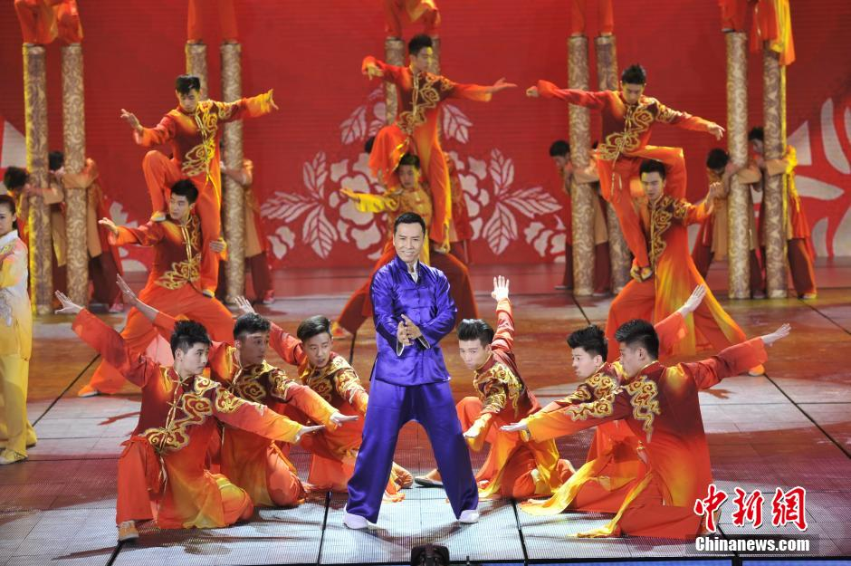 The Spring Festival Gala, broadcast for first time in 1983 by state-run CCTV, has become a tradition for China with performances including songs, dances, folk, acrobatics, crosstalk and comedic skits.