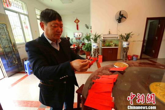 Chinese adults usually prepare money in red envelopes for children, a gift also known as lucky money.