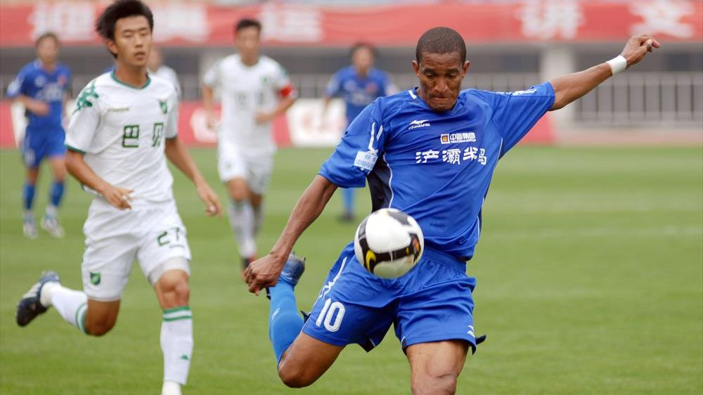 Longest-serving foreign footballer in China retires
