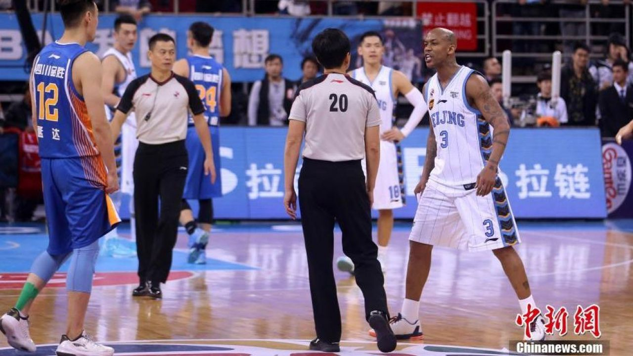 Stephon Marbury s Beijing Ducks miss out on CBA playoffs