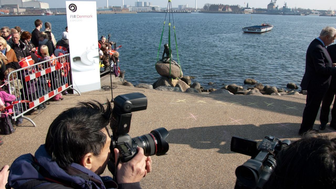 Denmark woos cash-rich Chinese tourists
