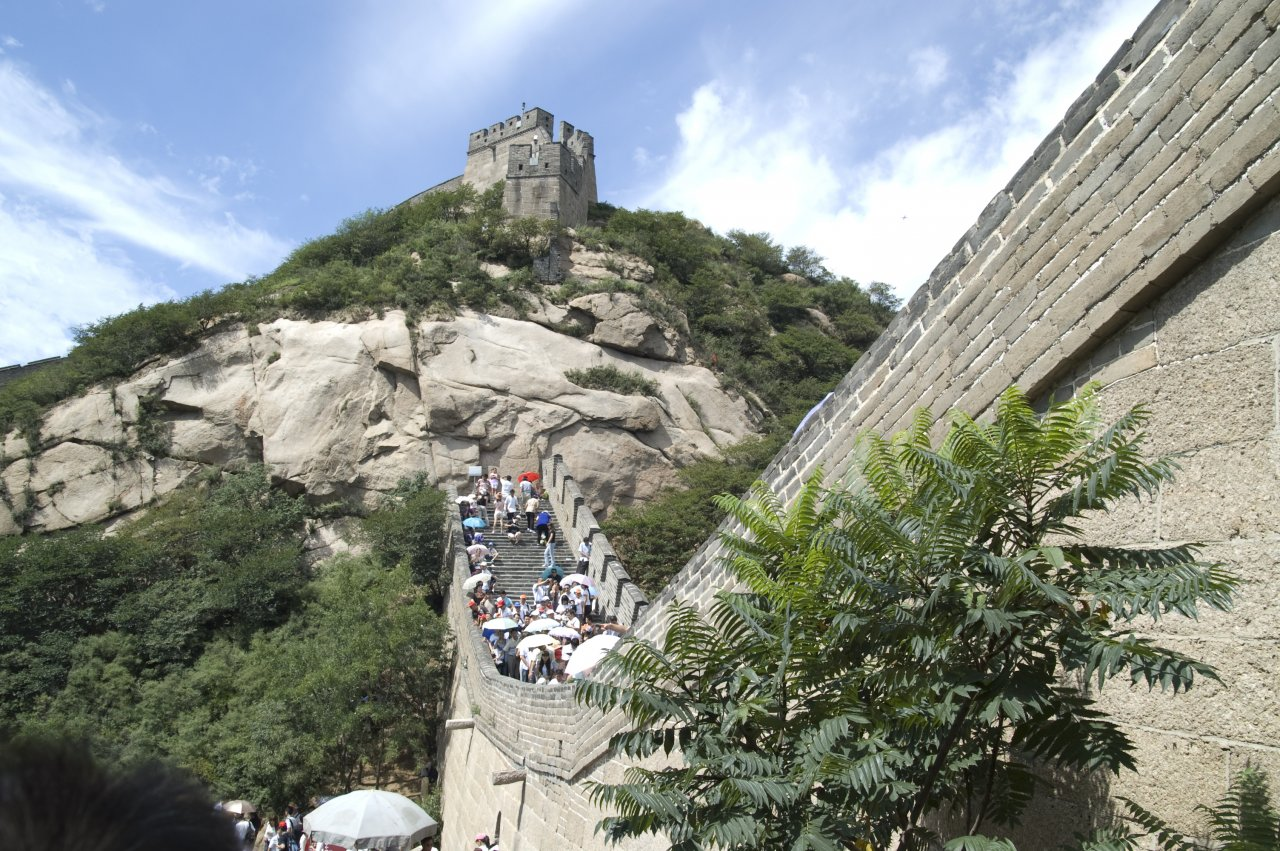 The Great Wall of China has rarely served its purpose.