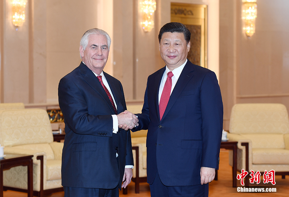 China defends its role after Tillerson's Belt and Road remarks