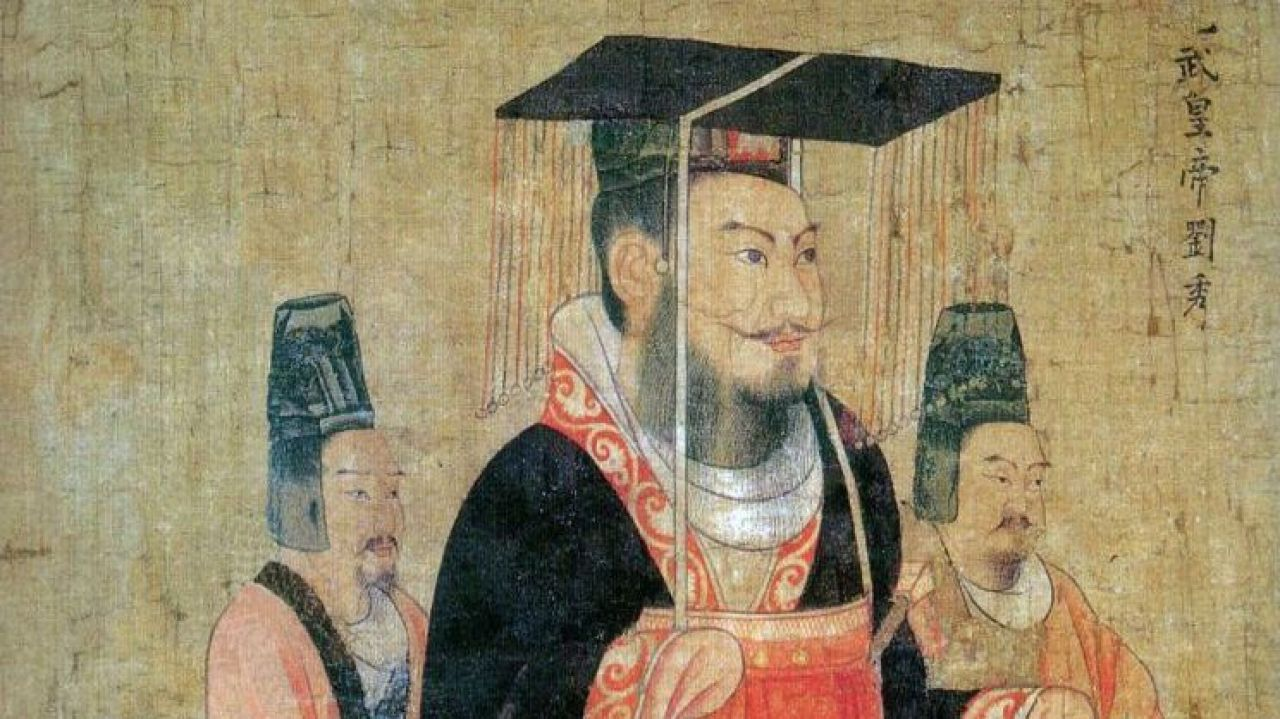 The cunning and intrigue of Emperor Wu Di's rise to power