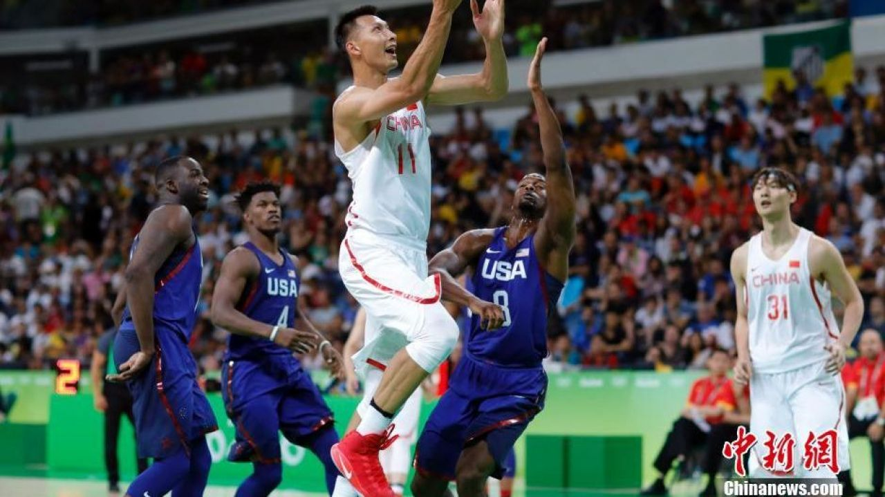 China to develop two national basketball teams