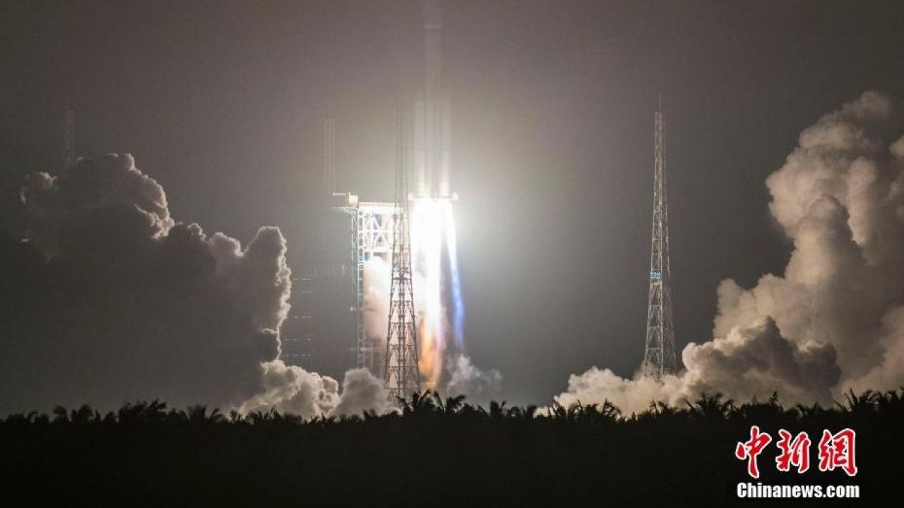 China launches Tianzhou-1 to test space station refuelling
