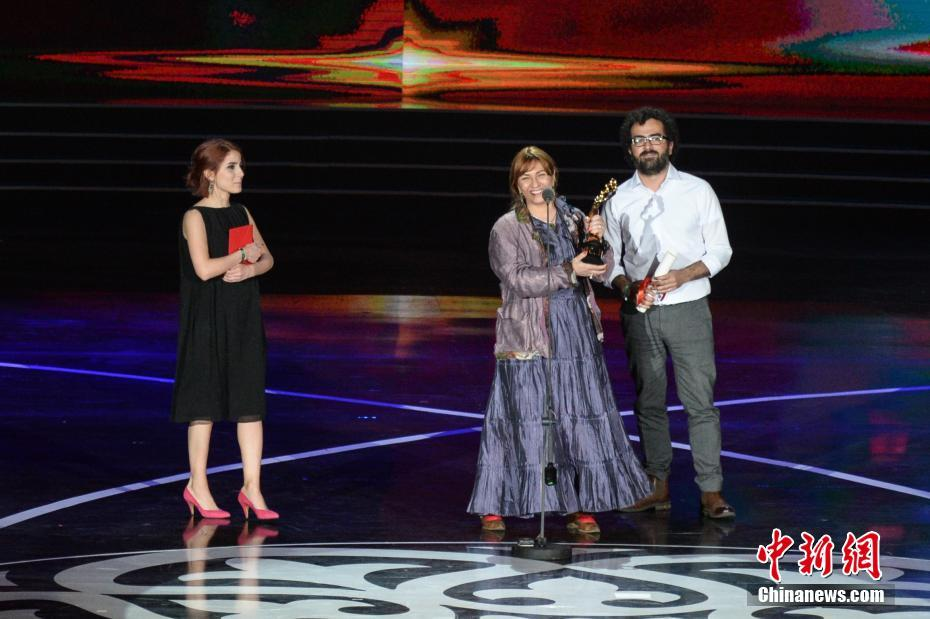 Georgia's Luka wins Best Picture at Beijing International Film Festival