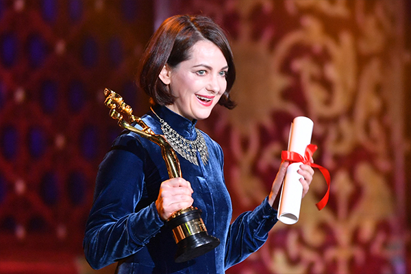 Czech film House of Others won the award for Best Cinematography.