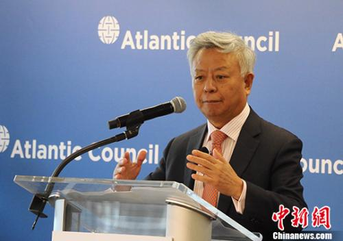 AIIB should be platform for China-US cooperation, says president