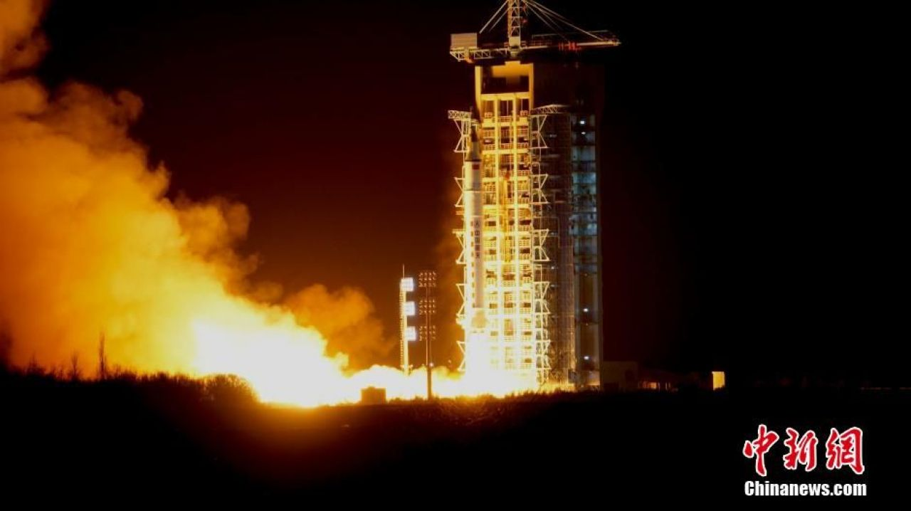 China's first satellite developed by teenagers to launch in August