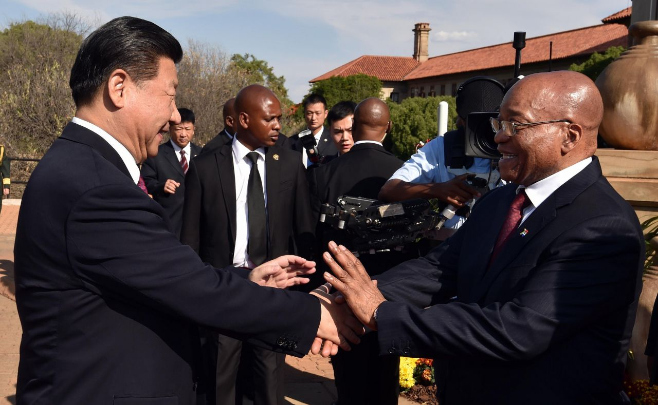 China becomes top foreign job creator in Africa in 2016