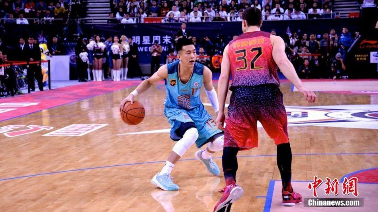 ed3651658596 Nike Jordan Brand signs first Chinese basketball player