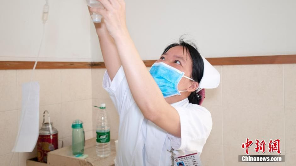 Chinese registered nurses hit 3.5 million