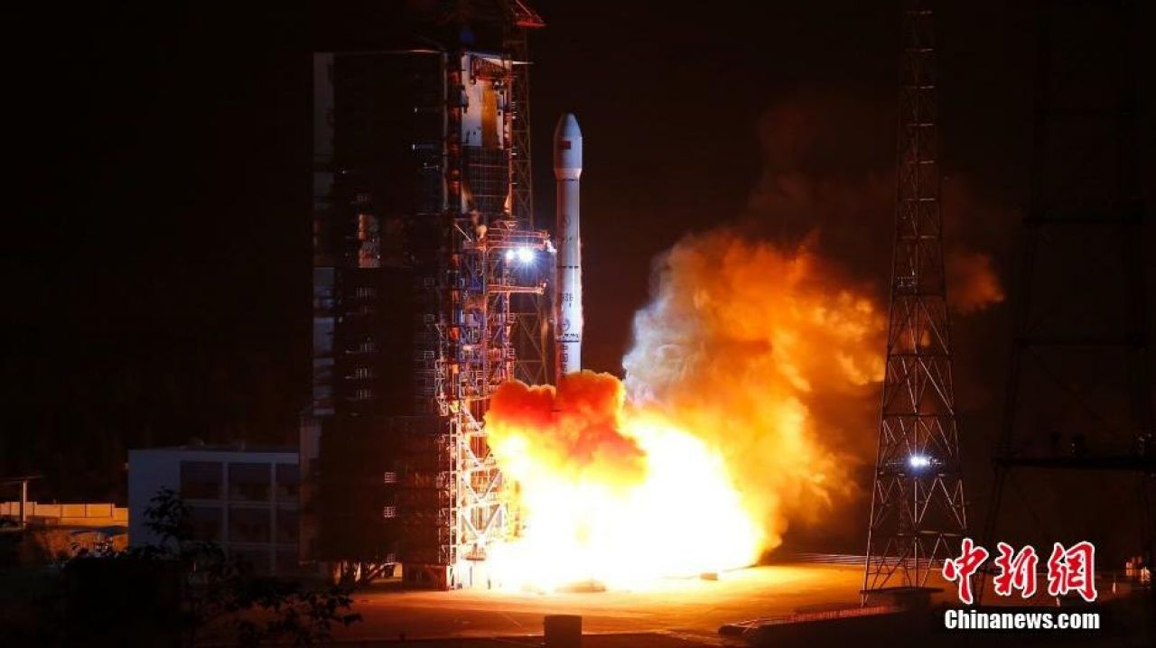 China to build and launch Palapa-N1 telecommunications satellite for