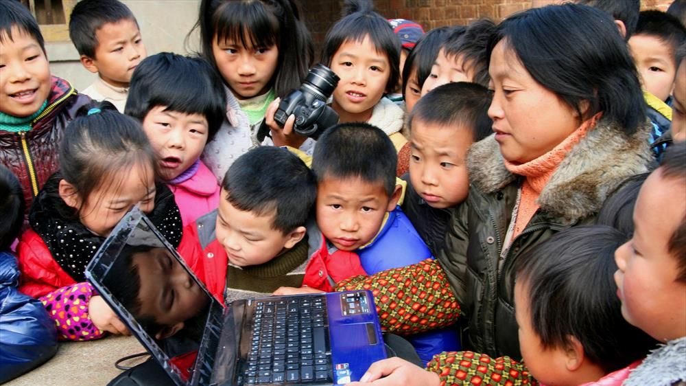 China's campaign to protect left-behind children sees positive results