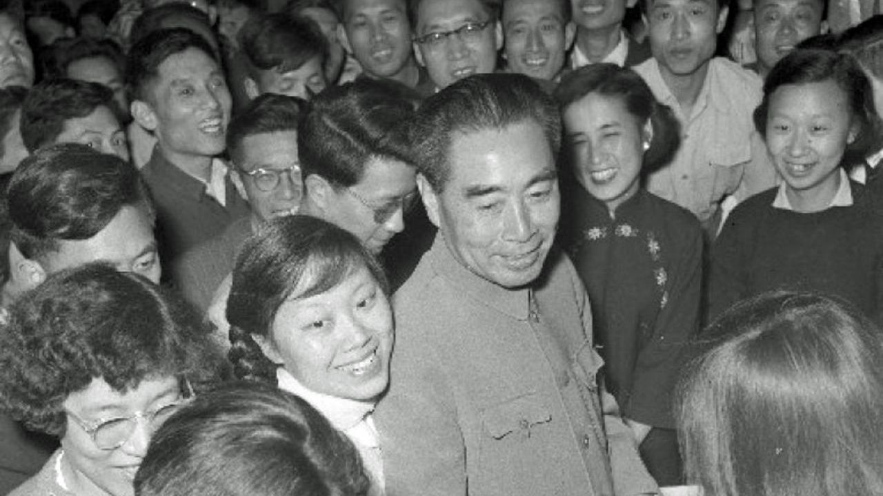 Zhou Enlai – sophisticated face of communist China