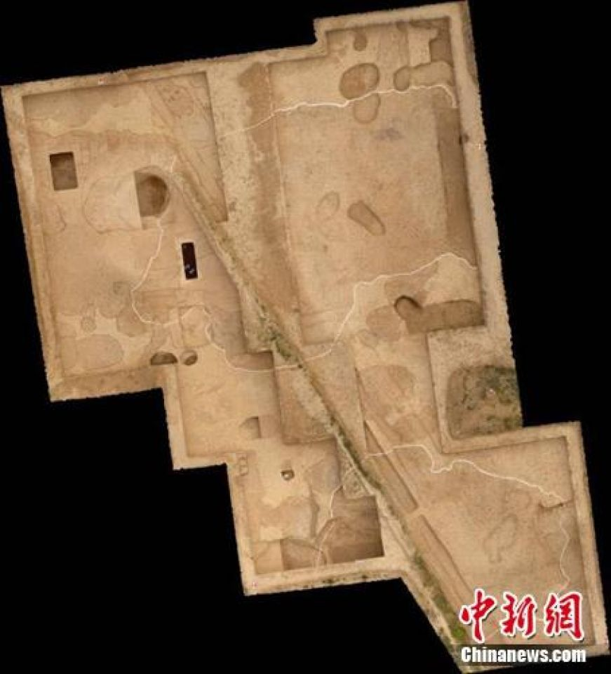 4000-year-old imperial palace discovered in North China