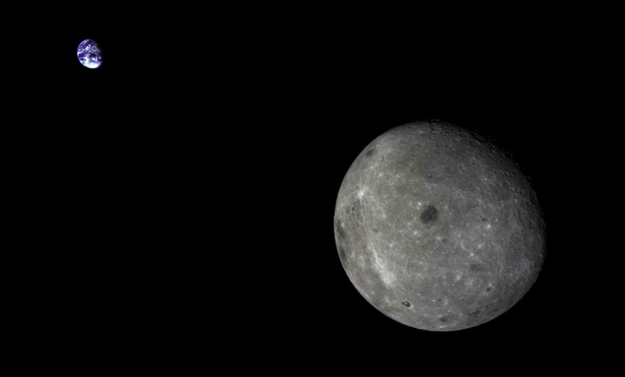 Chang'e-4 lowers orbit ready for first-ever landing on far side of the Moon
