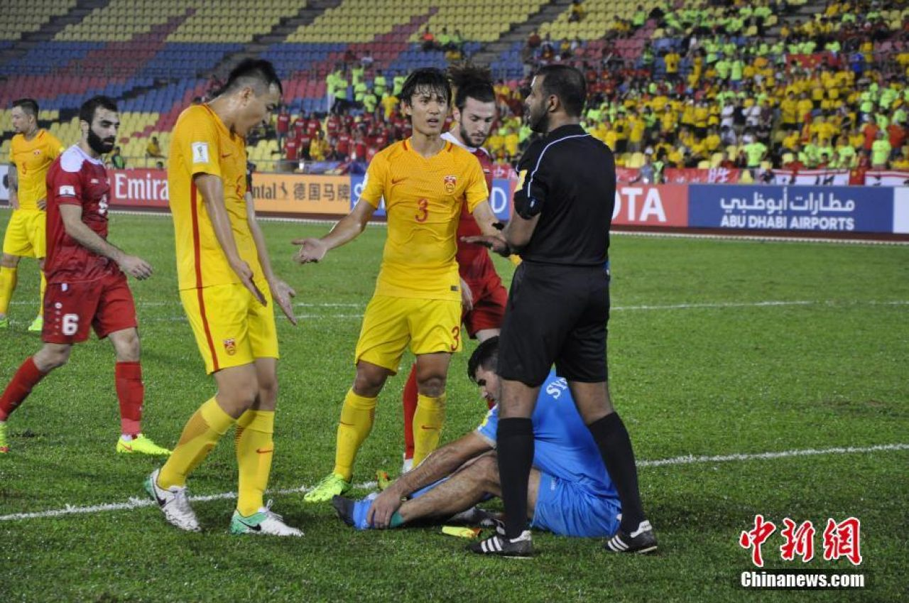 Most Inspiring China World Cup 2018 - china-syria-world_cup_qualifier-4  Pictures_3387 .jpg