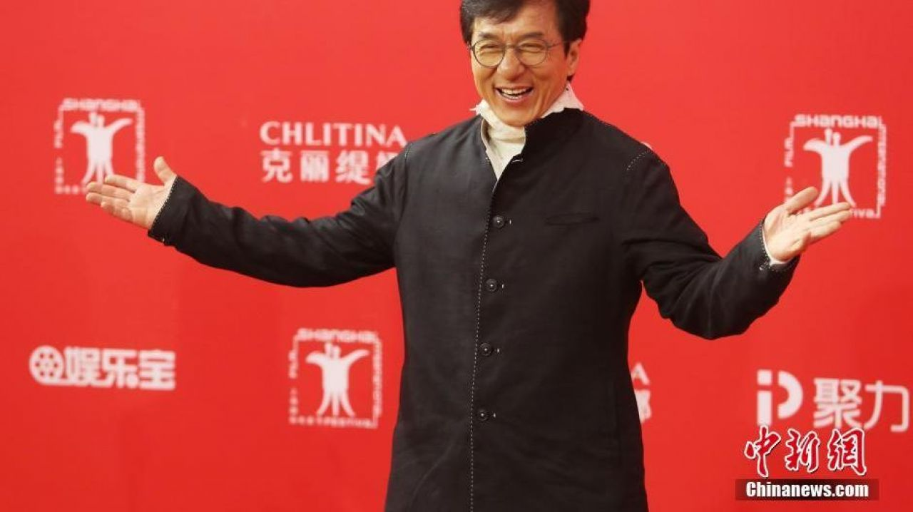 Jackie Chan among Forbes Celebrity 100 for third year running