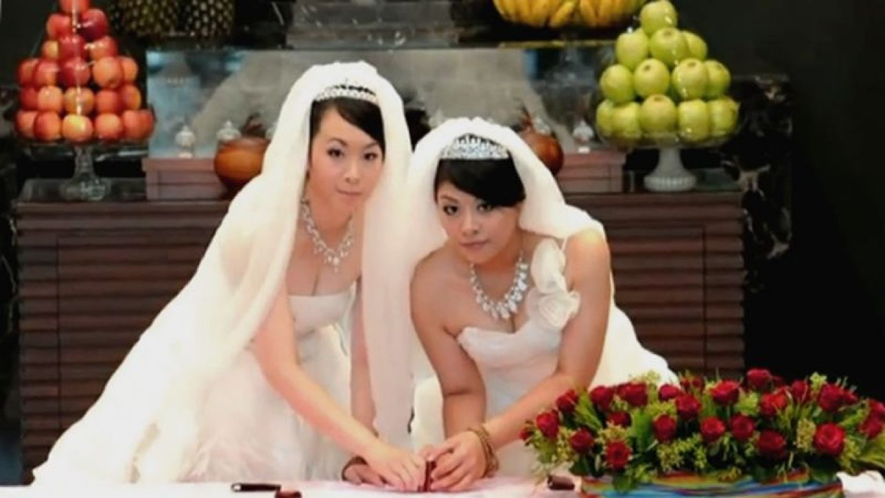 Taiwan proposes minimum same-sex marriage age at 18