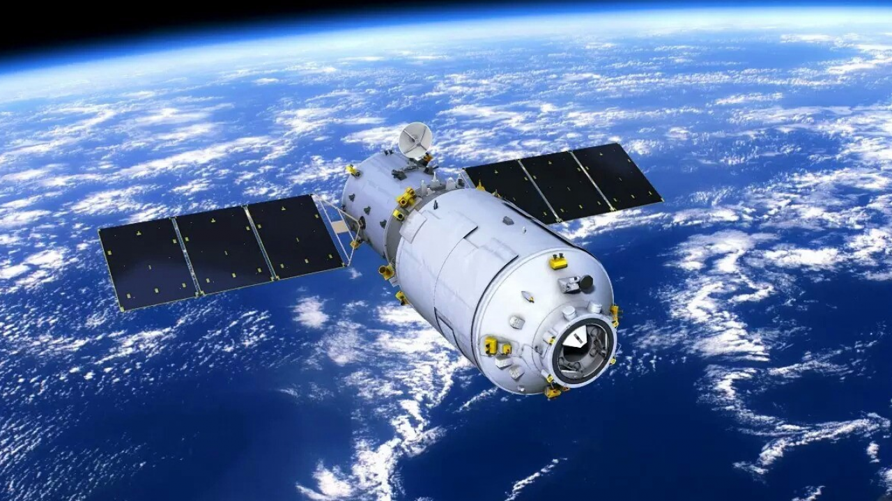China's Tianzhou-1 cargo spacecraft completes second orbital refuelling test