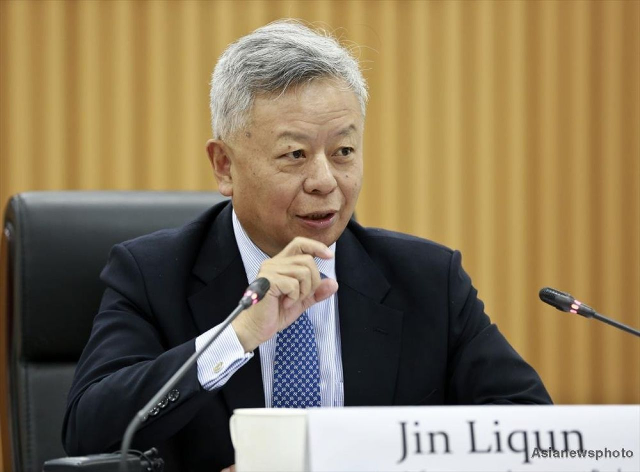 China-led AIIB expands membership to 80 countries, adopts energy strategy
