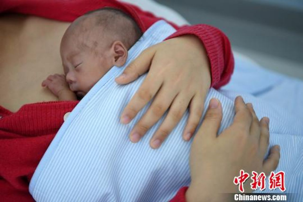 Birth rate drops in China despite two child policy