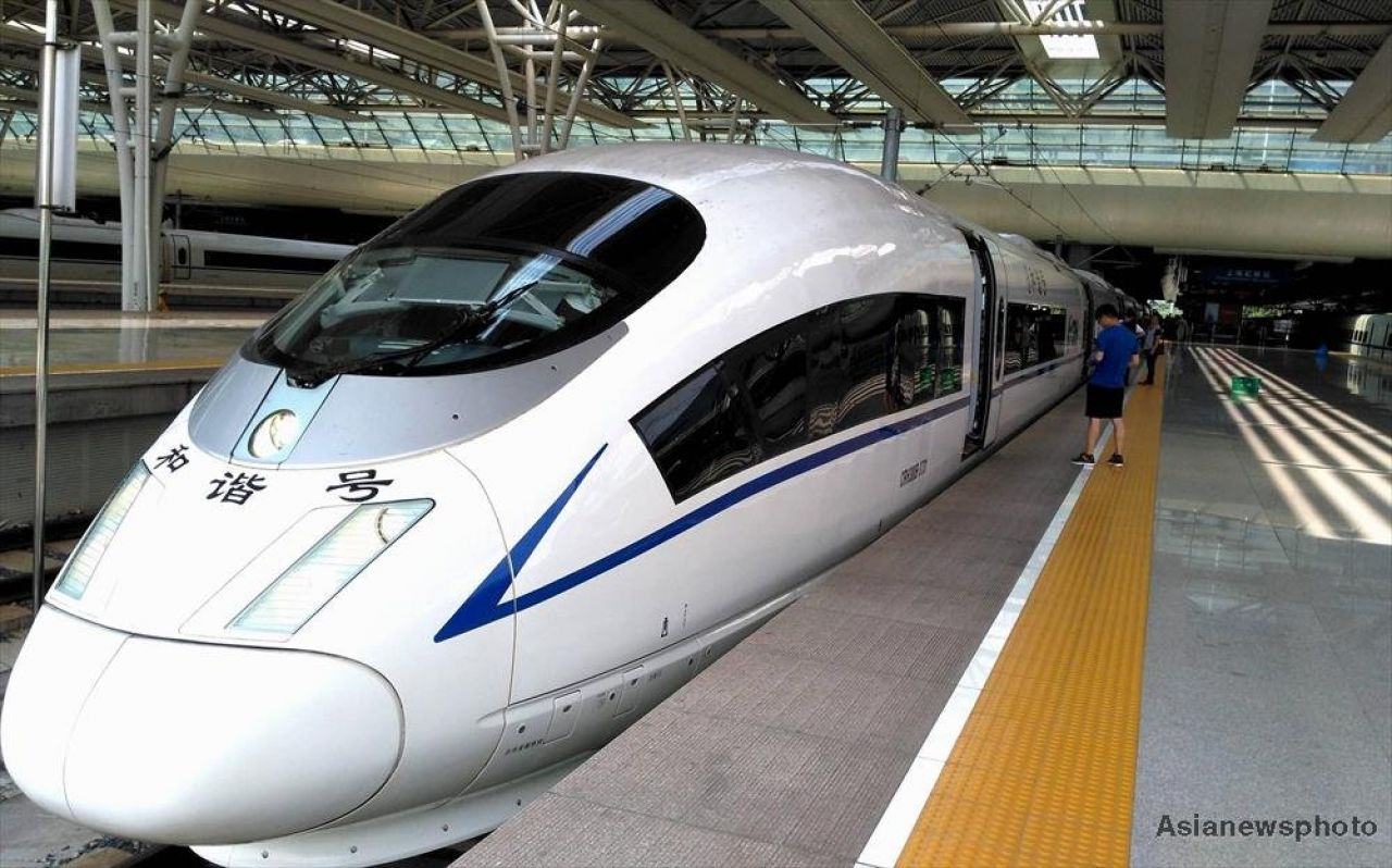Serbia starts building Chinese-funded rail link to Hungary
