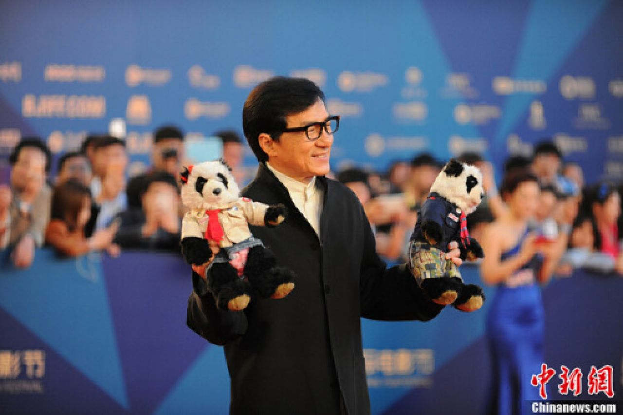Jackie Chan is the 59th highest-paid celebrity in the world