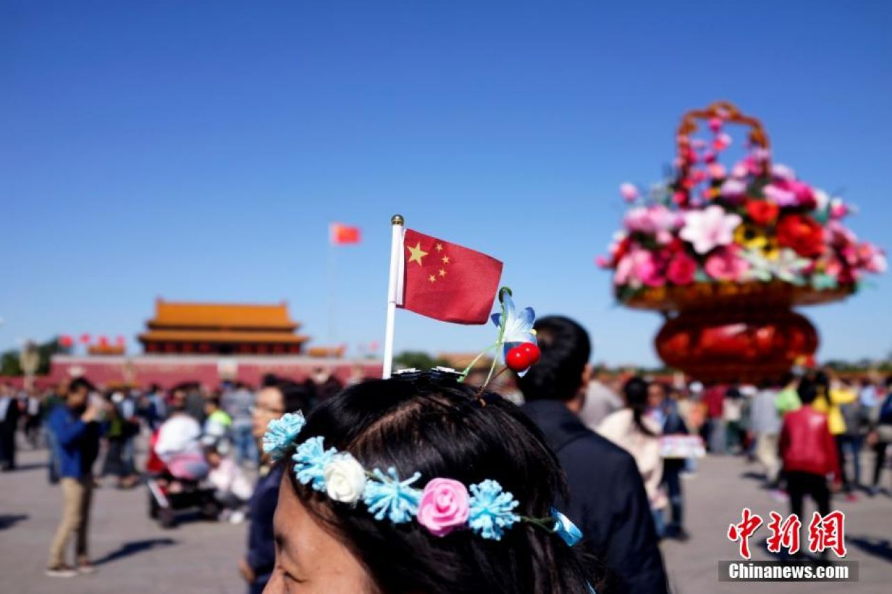 Chinese tourism to hit new high during National Day holiday period