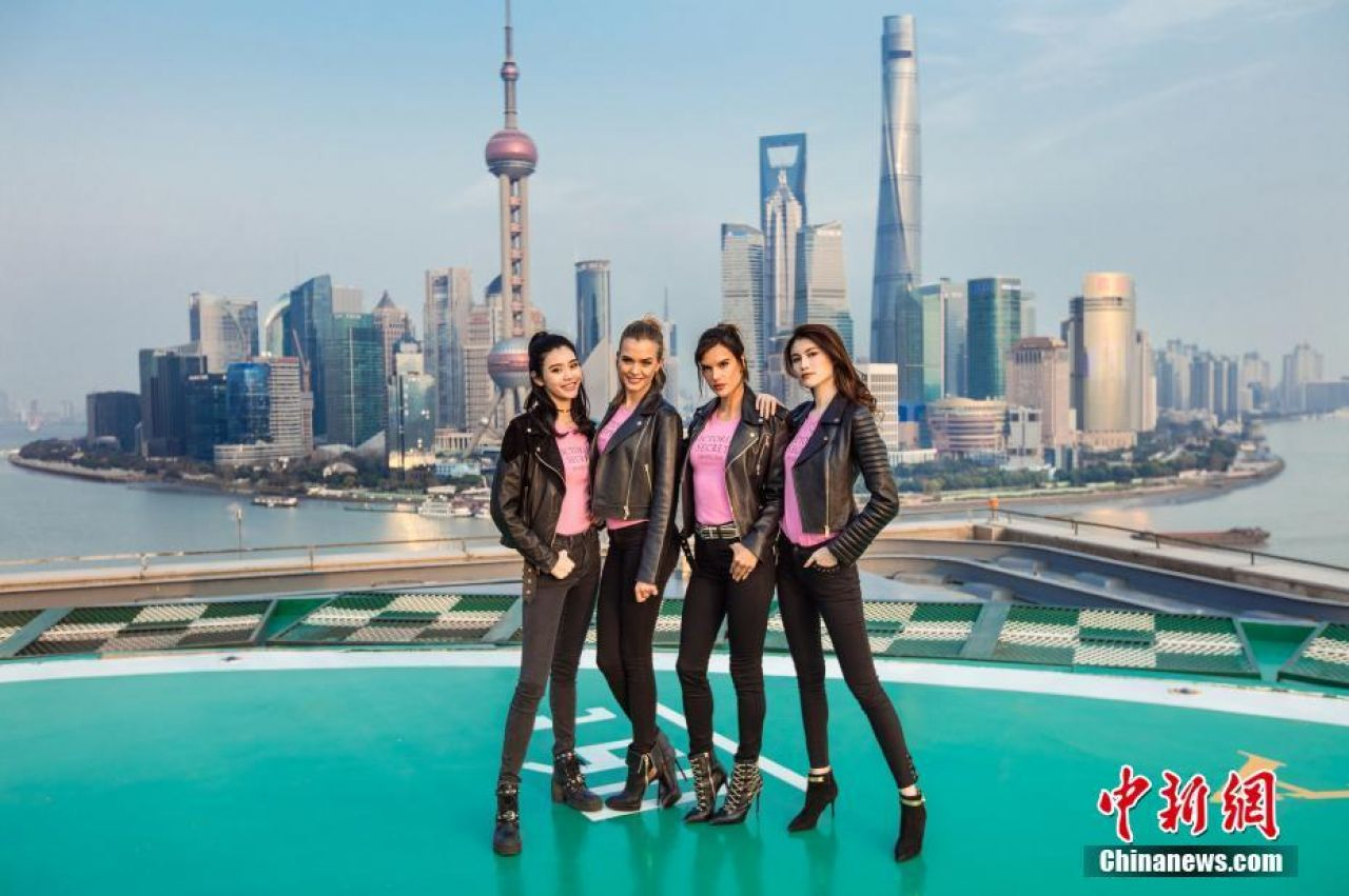 Victoria's Secret Fashion Show to debut in Shanghai