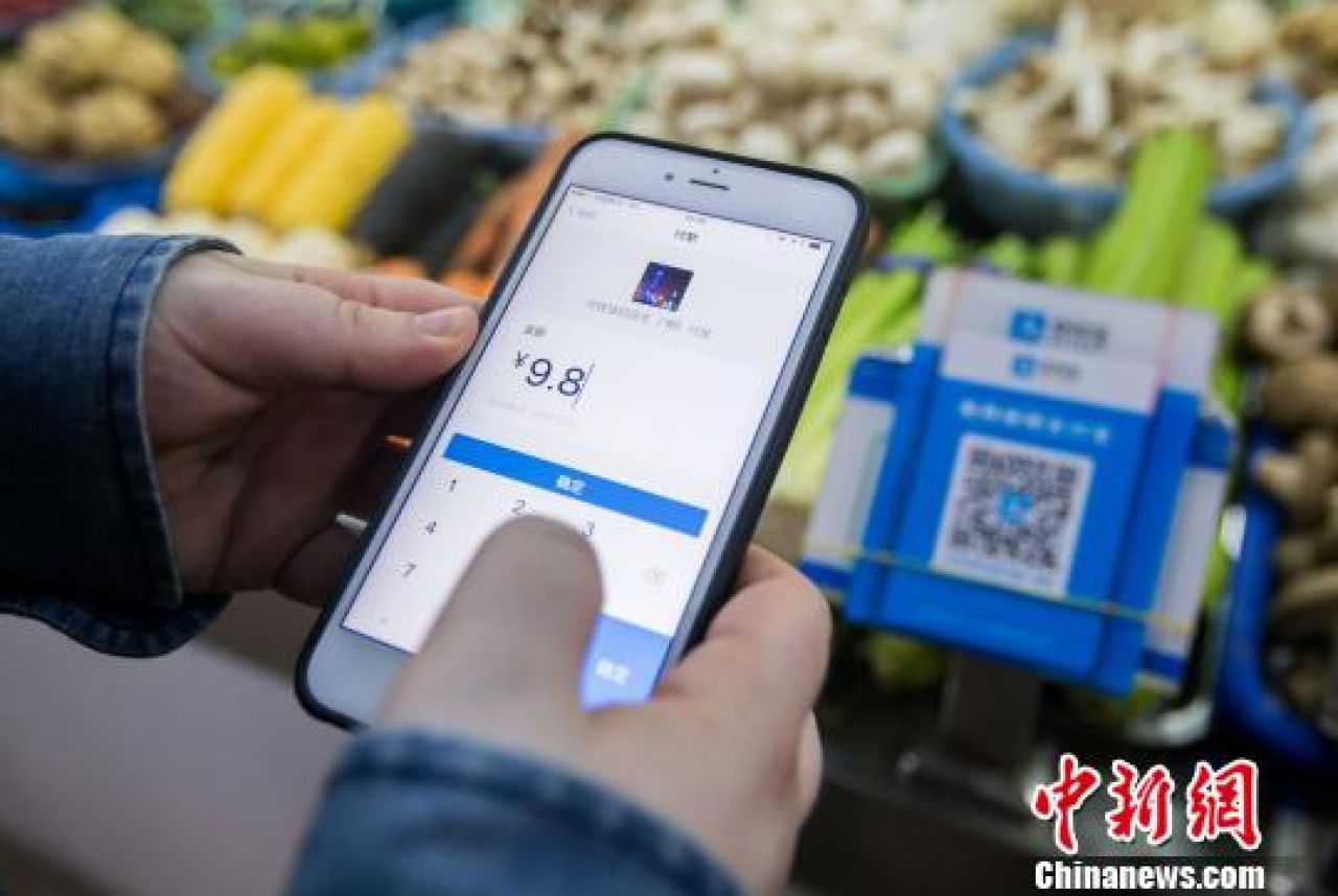 China mobile payment market tops the world at US$12.7 trillion